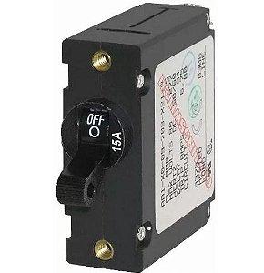 Disjuntor Térmico para Painel 15A BlueSea 7208
