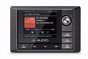 JL media Master 100s + Controle Marinizado JL Audio MMR-20