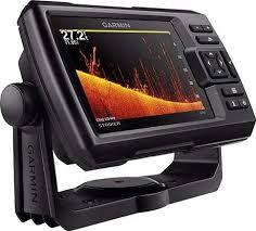 Sonar com GPS Garmin Striker 5DV Down Vu 5 Polegadas
