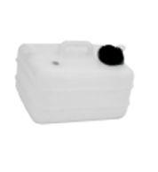 Tanque combustivel 12L (branco) Clipper UN 6151