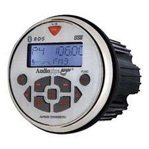 CD Player Marinizado USB/MP3 12v 50W APSW-5000 Audio Pipe