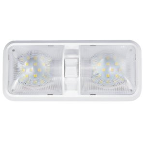 Luz de Led Marinizada Branca Para Banheiros  HP230-HM