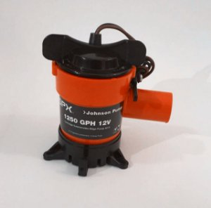 Bomba De Porão Johnson Pump 1250GPH 12V JOH42121-002