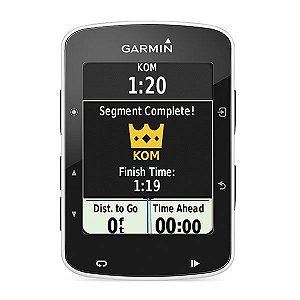 Computador Para Bicicleta Garmin Com GPS Edge 520
