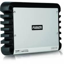 Amplificador Marinizado Fusion 5 Canais SG-DA51600
