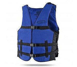 Colete Salva Vidas Ativa Canoa Azul 20kg