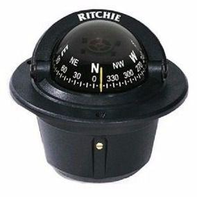 Bússola de Navegação Ritchie F-50 Preta