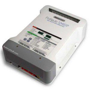 Kit Carregador Promariner 60A + Display Digital Promariner