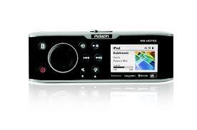 Fusion Com Sistema Display Uni-Dock Maritimo MS-UD750