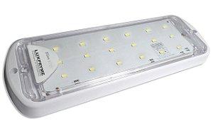Luminaria Slim 1000 Lumens Bivolt IP 67