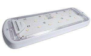 Luminaria Slim 500 Lumens Bivolt IP 67