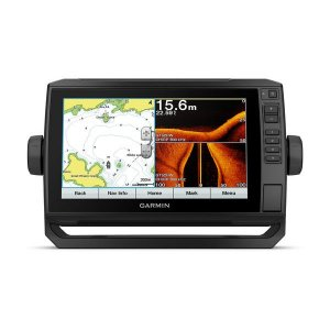 Gps Sonar Garmin Echomap Plus 92SV Transducer + Carta Naútica