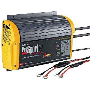 Carregador ProSport 12A 2 Baterias ProMariner 42026