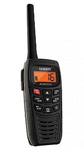Rádio VHF Portátil Uniden Atlantis 270 Marinizado