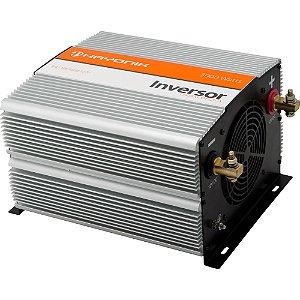 Inversor 3000W 12VDC/127V Onda Seinoidal Modificada