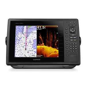 Gps Sonar Garmin GPSMAP 1020xs com Transducer e Carta Náutica