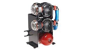 Sistema Pressurizador de Água Johnson Aqua Jet Duo 10.4 GPM 24V