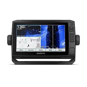 GPS Sonar Garmin ECHOMAP Plus 72cv Transducer Carta Náutica