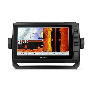GPS Sonar Garmin ECHOMAP Plus 92sv Transducer Carta Náutica