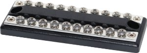 Barramento DualBus 100A Com 10 Circuitos Bluesea 2702