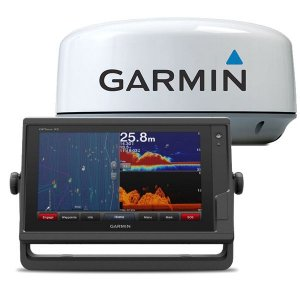 Kit GPSMAP 922XS + Antena De Radar GMR 18HD+