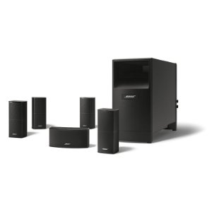 Home Theater Bose Acoustimass 10 Serie V Preto 110V