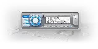 Rádio Marinizado Clarion Com Bluetooth M505