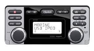 Radio CD Player Com USB Marinizado CMD8