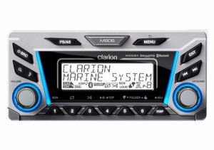 Rádio Digital Com Bluetooth Clarion M606