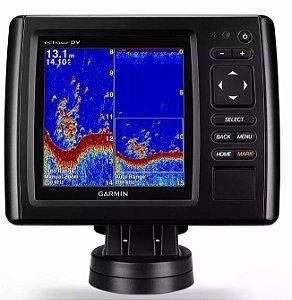 GPS Sonar Echomap Garmin 54cv Com Transducer