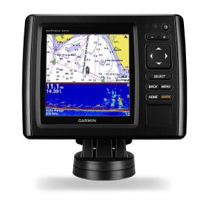 GPS Sonar Garmin echoMAP CHIRP 54cv com Transdutor GT20-TM