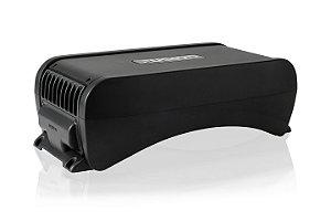 Subwoofer Marinizado + Amplificador 4 Canais Fusion MS-AB206