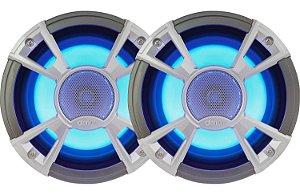 Alto Falante Marinizado 6.5 Polegadas Clarion CMQ1622RL LED