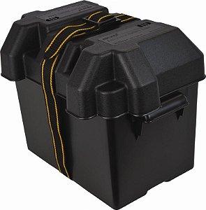 Caixa Protetora em Plástico Para Bateria Média AttWood