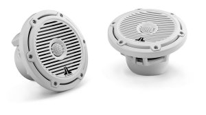 Alto Falante Marinizado 6.5 Pol. JL Audio M650-CCX-CG-WH