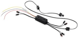 Pré Amplificador Ativo 2 Canais JL Audio CL-RLC