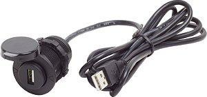Extensão para Entrada USB 12V Blue Sea 1044