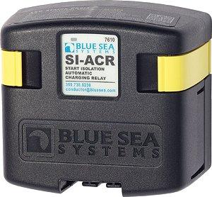 Relé de Carregamento Automático Blue Sea 7610 120A 12/24v