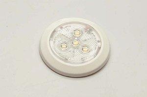 Luminária Utilitária Branco Quente Arieltek E1239