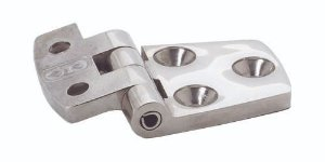 Dobradiça Aço Inox 7.62cm x 3.81cm AttWood 66021-1