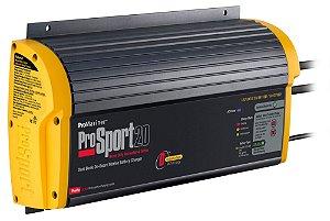 Carregador de Bateria Intelligente Gen 3 Pro Sport 20A