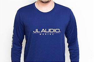 Camiseta Manga Longa Proteção UV50+ JL Audio