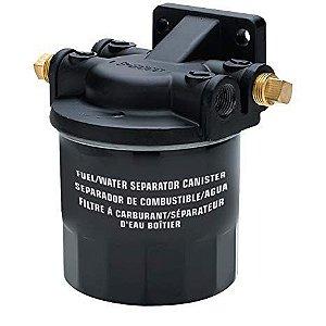 Filtro Separador Água/Combustível c/ Suporte Seachoice 20901