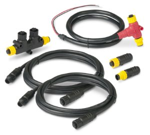 Kit Starter Rede NMEA 2000 c/ T Conector Duplo Ancor 270202