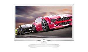 TV Monitor 24 Polegadas LG 24MT49DF-WS Bivolt 12V