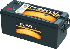 Bateria Estacionária 180A Duracell 12TE170 C100 12V