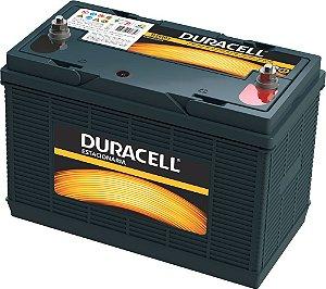Bateria Estacionária 115A Duracell 12TE105 C100 12V