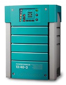 Carregador de Baterias Mastervolt PowerCharger 12/40-3