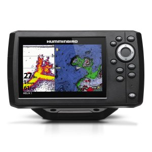 GPS Sonar Humminbird HELIX 5 G2 c/ Transdutor