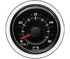 Relógio Indicador de Tensão Mercury 79-8M0052843
